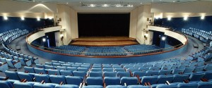 Teatro Gesualdo interno