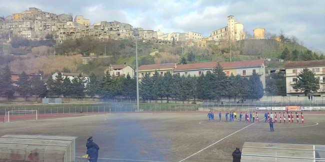 Calitri stadio