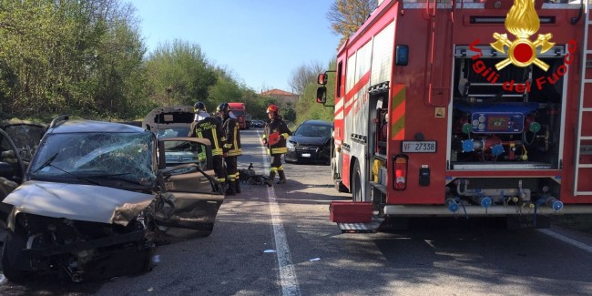 Incidente Variante Montemiletto