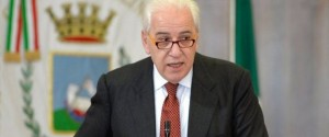 Il sindaco di Avellino Paolo Foti