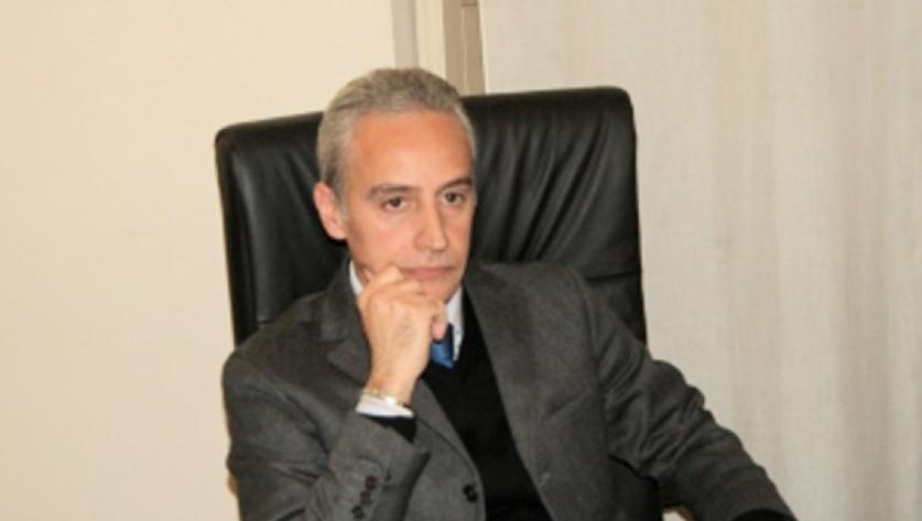 Il presidente Ettore Mocella