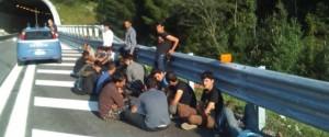 Immigrazione: 20 rintracci profughi a confine Tarvisio