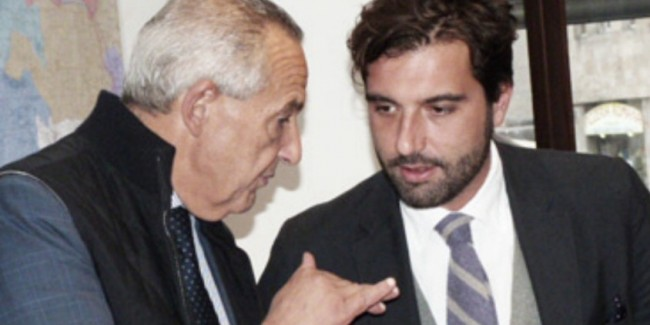 Umberto Del Basso De Caro e Mortaruolo