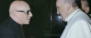 Vescovo Sergio melillo e Francesco