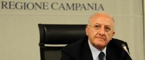 Vincenzo De Luca Reg Campania