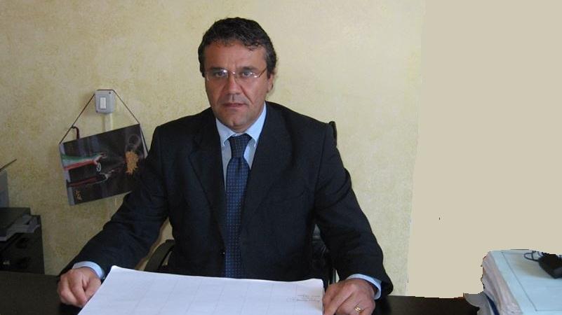 Mario Rizzi, sindaco di Lacedonia