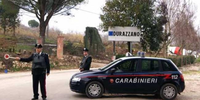 Carabinieri Durazzano