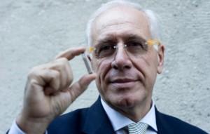 Il Professor Fiorenzo Gaita, cardiologo irpino che ha operato il difensore Stephan Lichtsteiner