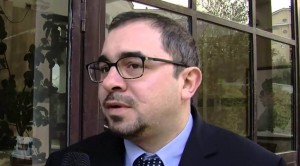 Giancarlo Giordano, deputato di Sel