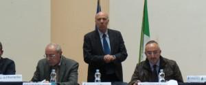 Marcello Arminio, sindaco di Bisaccia