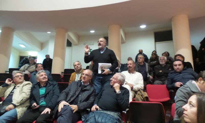 Nicola Cicchetti, Comitato Voria - Vallata