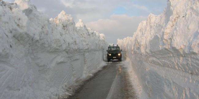 Nevicata 2012 Sannio 2