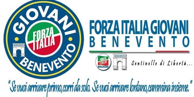 forza italia giovani benevento