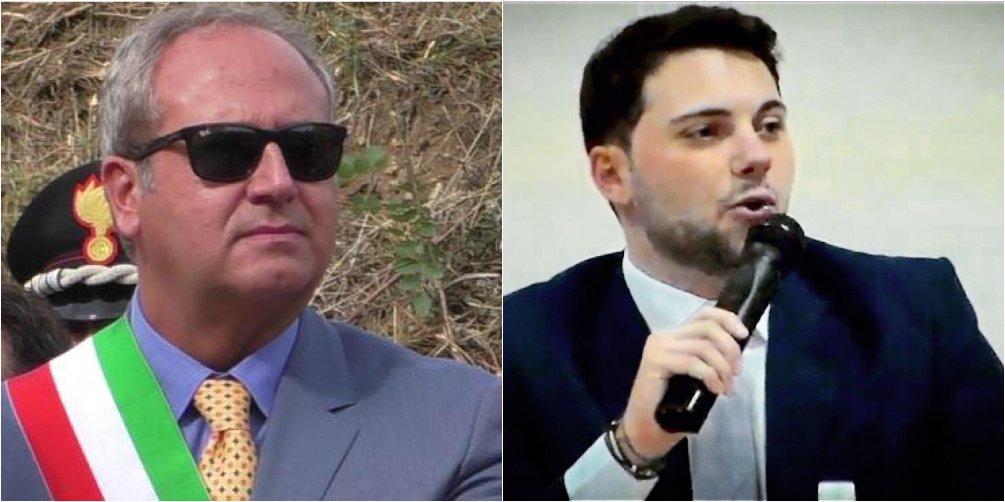 Carmine Montella e Gabriele Di Marzo