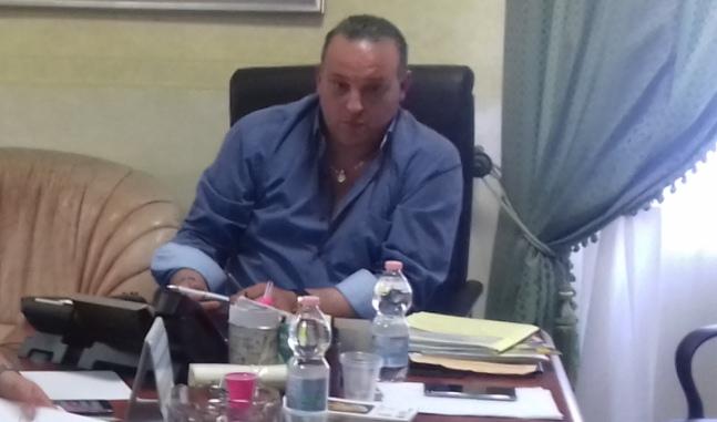 Giuseppe Leone, sindaco di Vallata