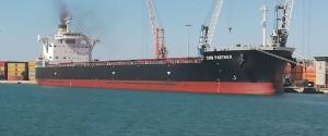 La Cmb, sequestrata a Bari con 50mila tonnellate di grano provenienti dal Canada