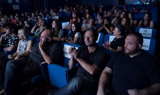 Platea cinema Ariano