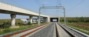 Alta capacità ferrovia binari