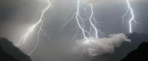 Maltempo fulmini pioggia temporale