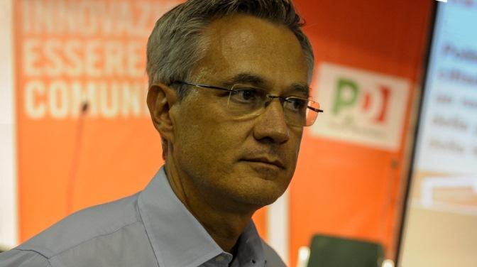 Il senatore dem Stefano Vaccari