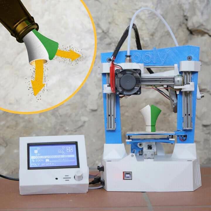 Stampante 3D birre