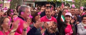 Camminata rosa 2017 Iannace