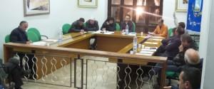 Consiglio comunale Lacedonia
