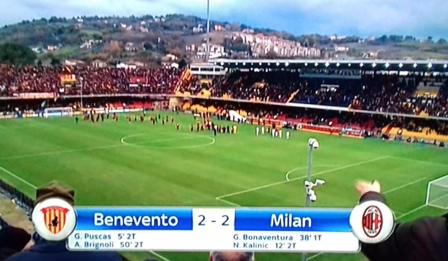 Benevent Milan