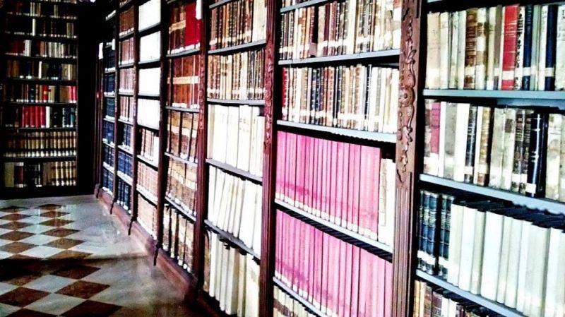 Biblioteca di Montevergine