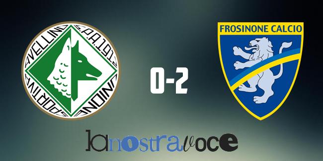 Avellino, Frosinone