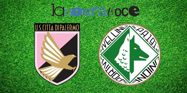 Avellino, Palermo