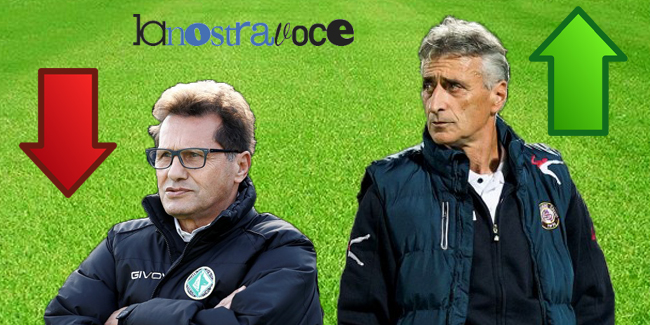 Avellino, Novellino, Foscarini, Calcio