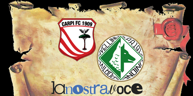 Avellino, Carpi, Serie B