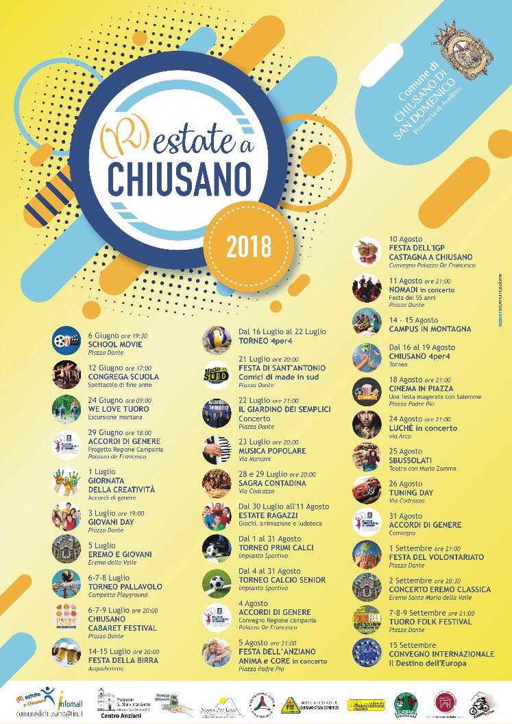 Restate a Chiusano