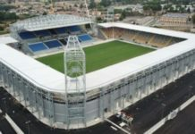 Stadio Benito Stirpe - Frosinone