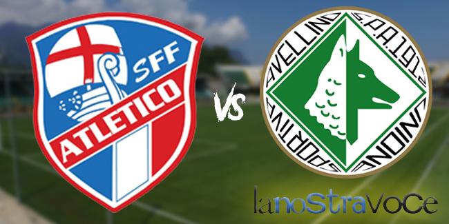 Avellino SSD, Atletico SFF, Serie D