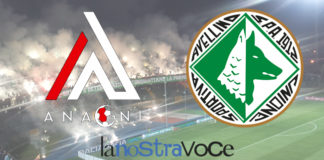 Avellino, Anagni, Trasferta