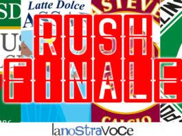 Avellino, SSD, Rush Finale