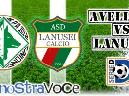 Avellino, Lanusei, Spareggio