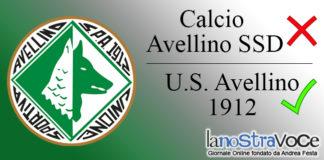 Avellino, US Avellino, Denominazione