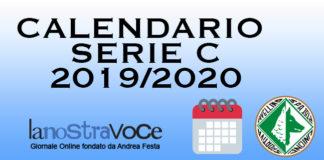Avellino, Serie C, Calendario