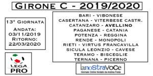Serie C, Girone C