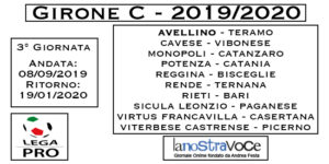 Serie C. Girone C