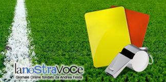 Avellino, Arbitro, Terna Arbitrale