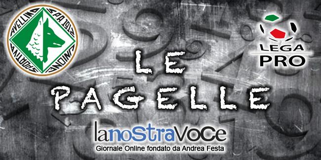 Avellino, Pagelle