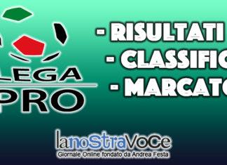 Serie C, Classifica, Risultati