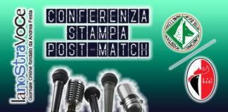 Avellino, Bari, Conferenza Stampa