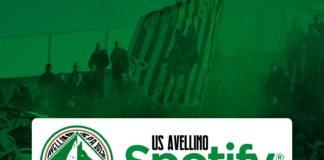 Avellino, Calcio, Spotify