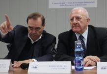 elezioni regionali in campania De Luca invita Matella