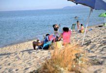 regole spiagge libere campania